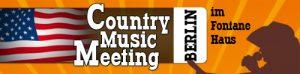 10. Country Music Meeting - Berlin @ Fontane-Haus Reinickendorf
