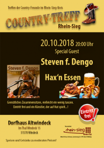 Countrytreff Rhein-Sieg @ Dorfhaus Altwindeck