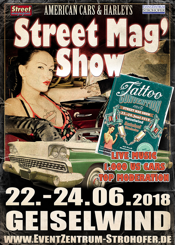 STREET MAG SHOW @ Autohof Strohofer GmbH