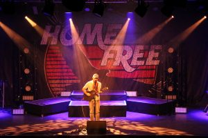 Magnificent Concert By Home Free In Munich Countryhome