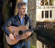 "Workshop ""Acoustic Guitar Bluegrass Style"" mit Heiko Ahrend @ Haus der Musik"